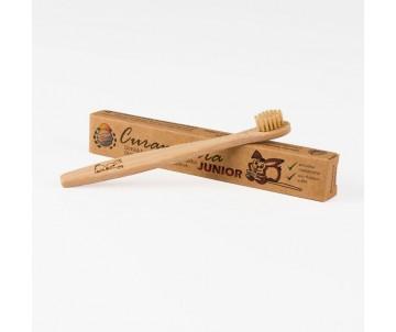 Bambusová kefka Junior