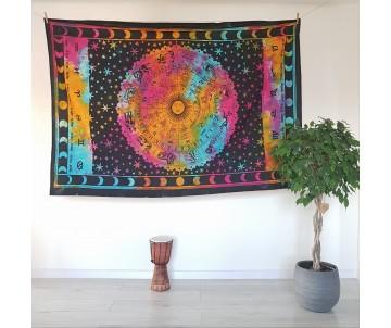 Twin plachta Astrologia batika