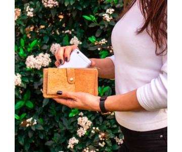 Dámska peňaženka Natural