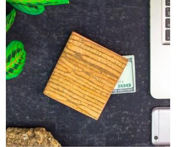 Korková peňaženka Natur