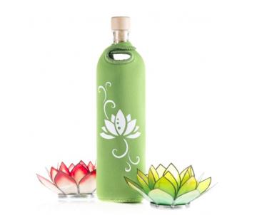 zdrava eko flasa lotosovy kvet