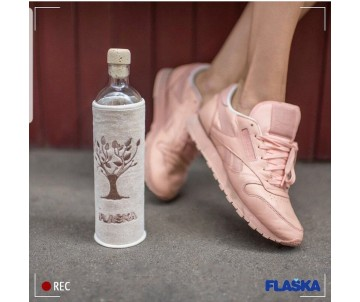 Flaska Natural 0,5l Eko