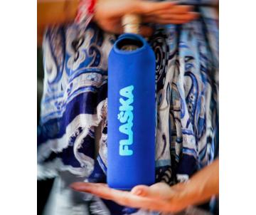 Flaška Blue 0,75l