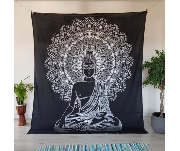 Budha - poškodenie zlacnená