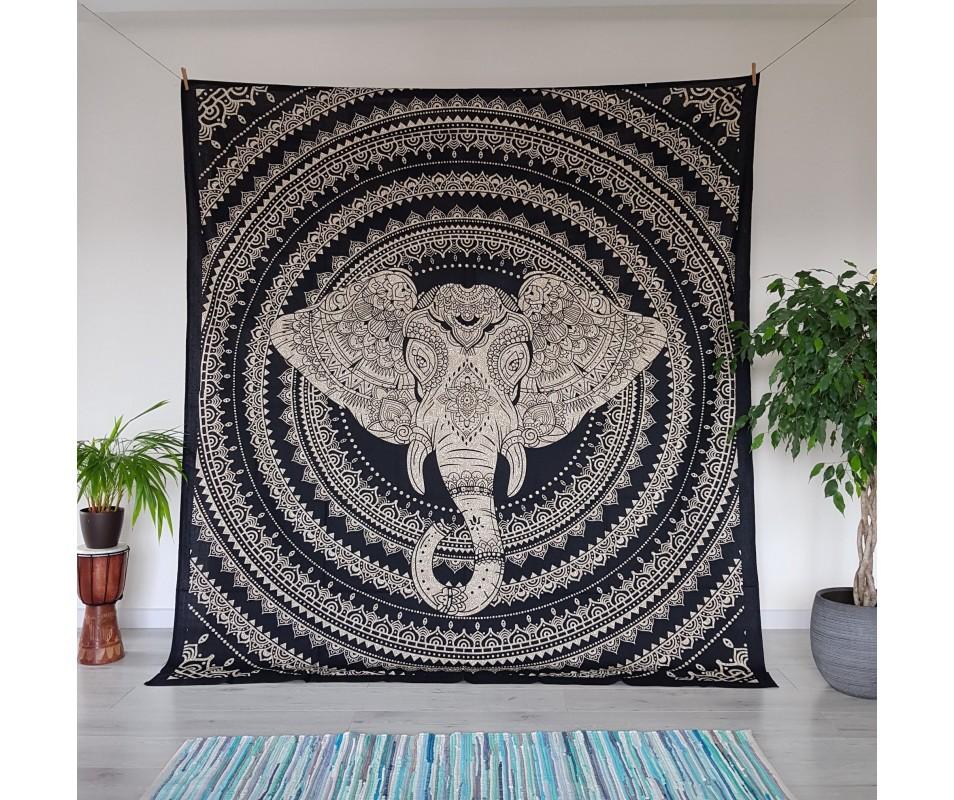 mandala slon