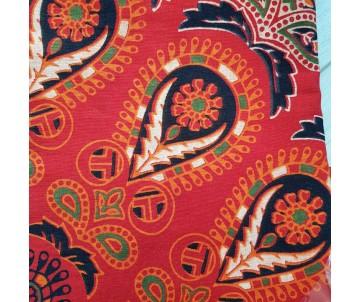 Twin Mandala Červená
