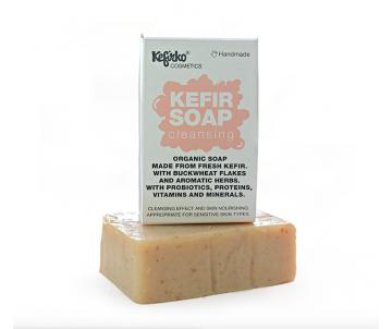 Kefírové mydlo - Čistiace