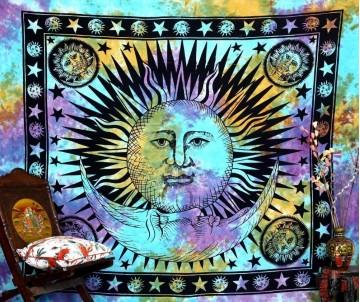Slnko a Mesiac Batika