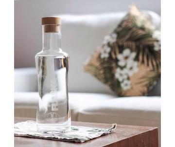 Krčah zo skla luxusný