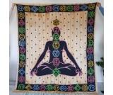 Tapiséria Meditácia