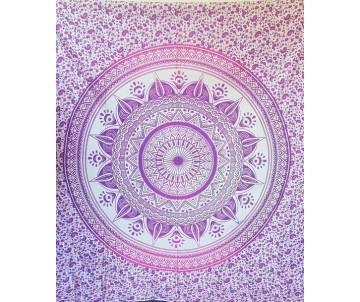 Mandala Ornament ružová