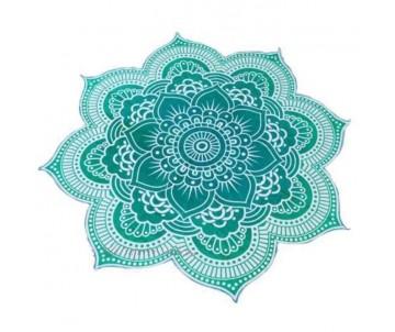 Roundie kvet zelená