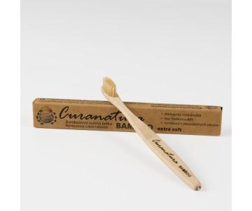 Bambusová kefka BAMBOO