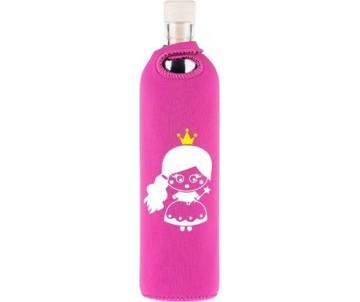 Flaska pre dievca do skoly