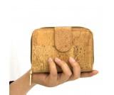 Korková peňaženka